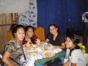 feeding for rupagan church