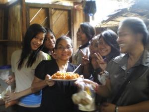 feeding for rupagan church 3