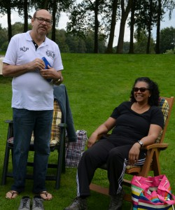Familiedag ps Roy en Marisol